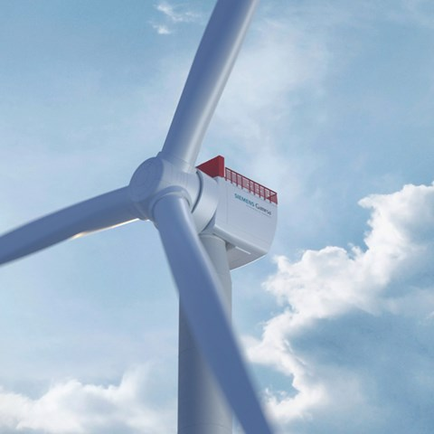 Sofia chooses Siemens Gamesa's 14MW turbines for the project (June 2020)