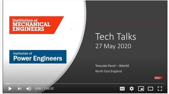 Teesside Virtual Tech Talk 2020