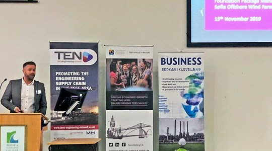 Tees Engineering Network (TEN) Event in Redcar